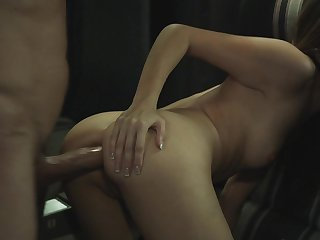 Really passionate oral and anal sex by downright couple