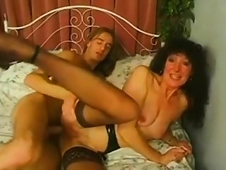 Adult slut anal coupled with multiple facials.